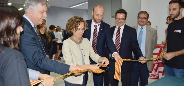Inauguració del Centre Tècnic Educatiu HAAS